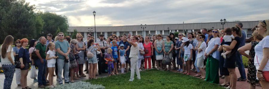 В Астрахани стартовал цикл бесплатных пешеходных экскурсий по городу