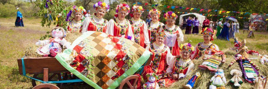 Фестиваль «Зеленые святки» приглашает астраханцев и гостей города