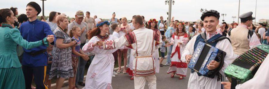 Программа празднования Дня рыбка в Астрахани