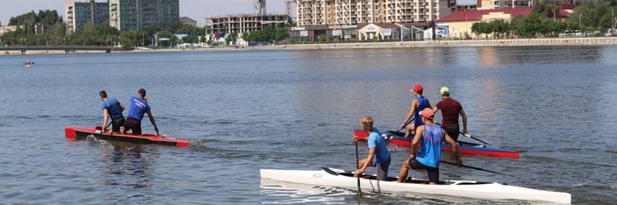 Фестиваль водных видов спорта в Астрахани