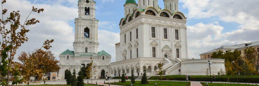 Пешеходная экскурсия по Астраханскому кремлю: история и архитектура