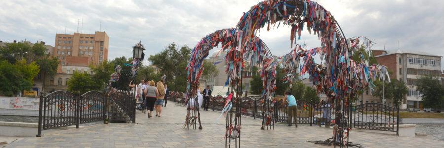 Пешеходная экскурсия раскроет историю Астрахани купеческой