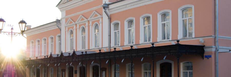 Проект «Сквозное действие»: встреча с актерами Астраханского драматического театра