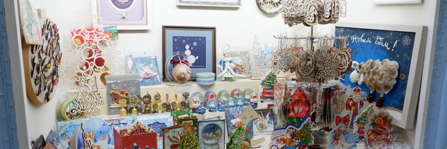В Астрахани пройдет выставка-ярмарка новогодних подарков «Кремлевский вернисаж»
