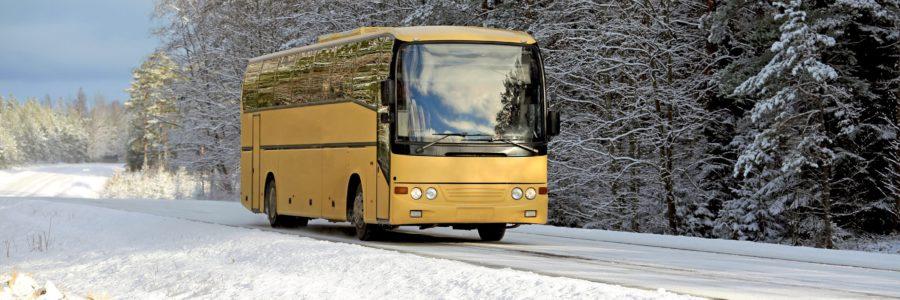 Информация по организованной перевозке групп детей автобусами в дни новогодних праздников