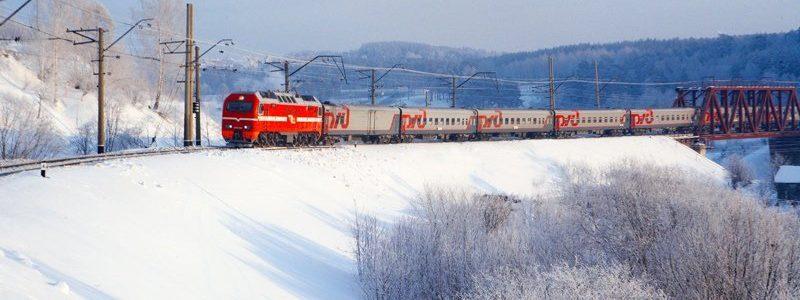 В новогодние праздники для астраханцев и туристов назначены дополнительные поезда в московском направлении